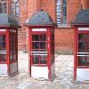 Kaunas: Le caratteristiche cabine telefonich